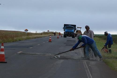 Com a concessão, gasto anual de R$ 4 milhões com obras de recuperação da MS-306 não será mais necessário - Foto: Foto: Edemir Rodrigues