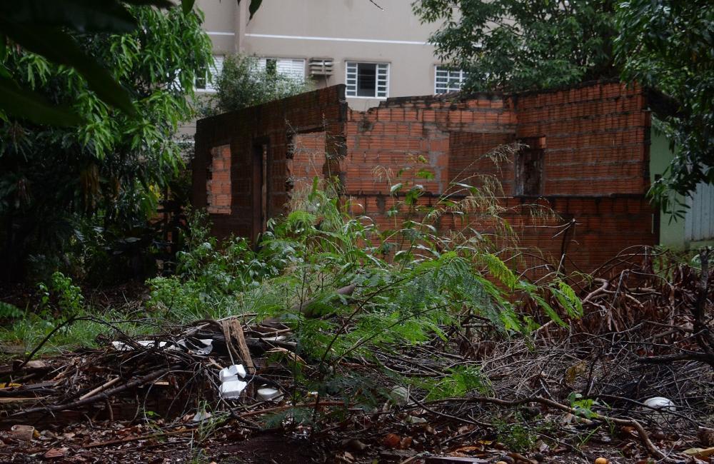 Terrenos abandonados preocupam agentes de saúde - Foto: Foto: Álvaro Rezende / Correio do Estado
