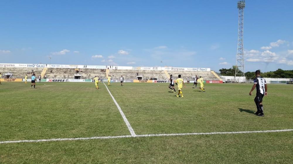 Maracaju venceu Corumbaense em jogo no Estádio Arthur Marinho