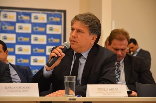 Pedro Caravina, presidente da Assomasul (Foto: Agência CNM)
