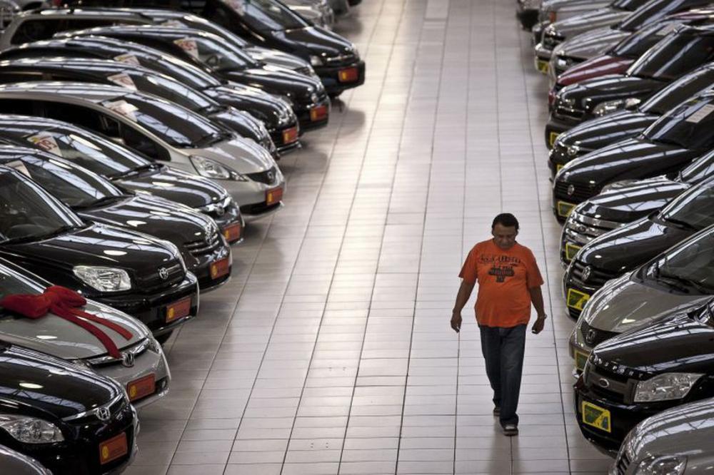 Concessionárias estimam crescimento de 9,67% na venda de veículos
