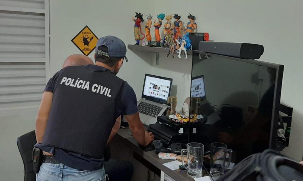 Deflagrada operação de combate à exploração sexual infantil