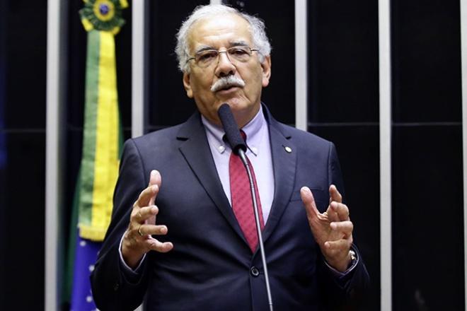 Deputado Luiz Ovando (PSL) e articulador do Aliança pelo Brasil em MS: