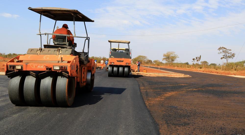 Mato Grosso do Sul aplicou R$ 910 milhões em obras em áreas prioritárias