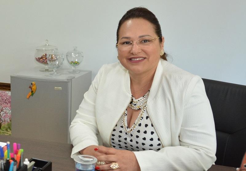 Prefeita de Antônio João, Márcia Marques
