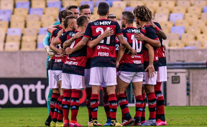 Flamengo ainda não perdeu com Jorge Jesus em 2020 (Foto: Paula Reis/Flamengo)