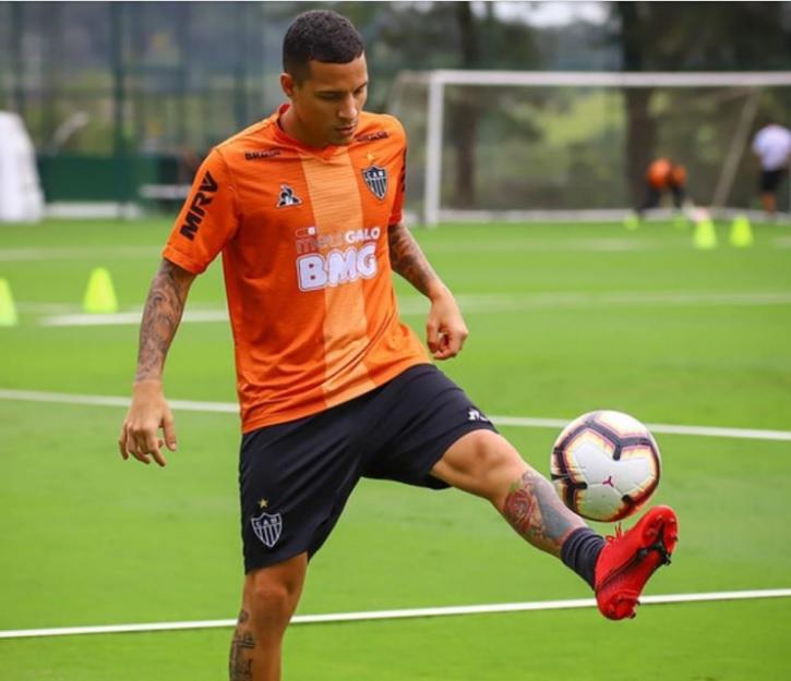 Arana falou também sobre conversas com o Palmeiras (Foto: Divulgação/Guilherme Arana)