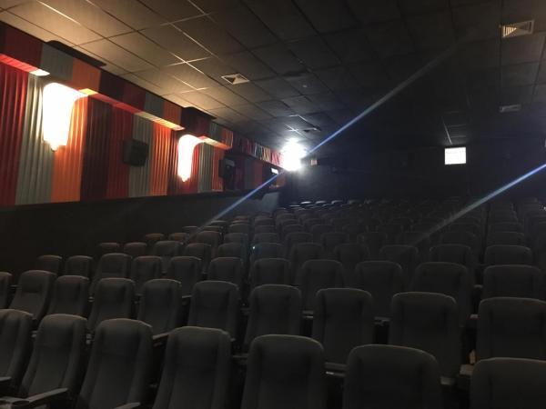 Inauguração do cinema é adiada em virtude  de problemas técnicos com a Energisa