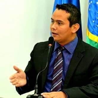 Vereador Edinho Quintana - Foto: Lécio Aguilera