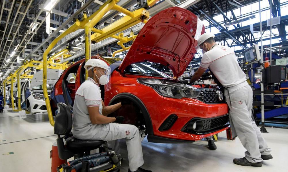 Indústria prevê recuperação lenta após o fim da pandemia