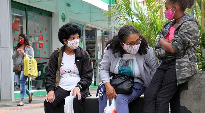 A partir de hoje uso de máscara é obrigatório em todo o MS