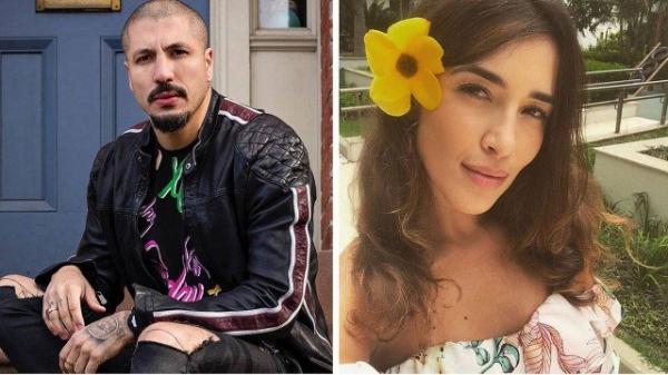 Ex-BBB Fernando Medeiros está namorando atriz Carol Alves, ex de Marcello Melo Jr. (Foto: Reprodução/Instagram)