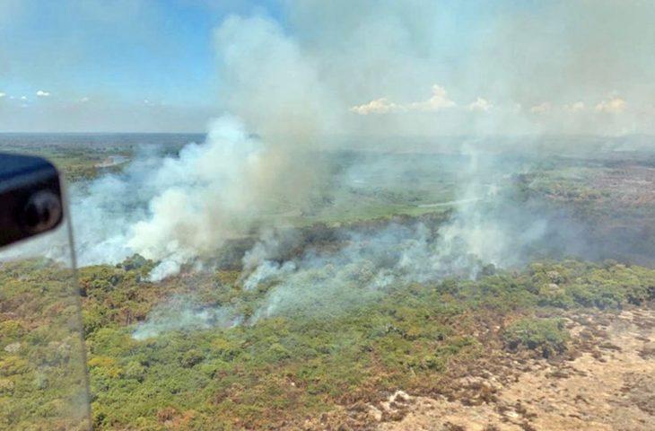 Operação Pantanal amplia ações e reforça combate aos incêndios