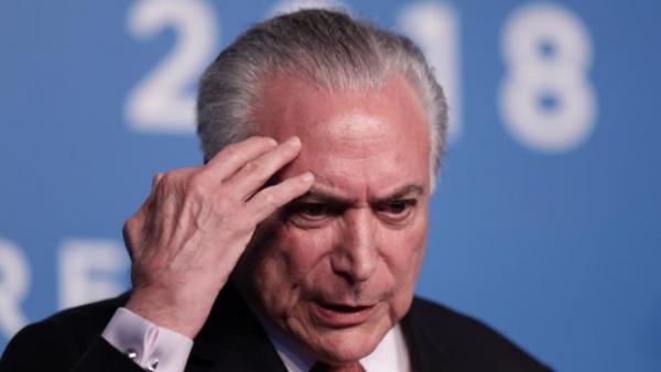 Temer ficará na PF em São Paulo e coronel Lima, em presídio militar