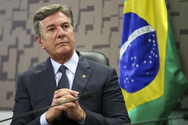A procuradora-geral da República Raquel Dodge apresentou denúncia ao Supremo Tribunal Federal contra o senador Fernando Collor pelo crime de peculato