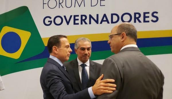Fórum dos Governadores retoma debate sobre Reforma da Previdência