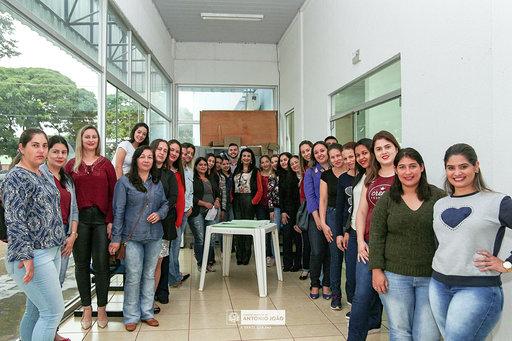Servidores participam do programa Formação Continuada em Antônio João