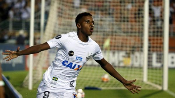 STJD volta a negar pedido do Santos para escalar Rodrygo