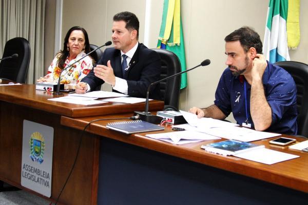 Coordenador da Frente Parlamentar, Renato Câmara quer diagnóstico sobre idosos de MS