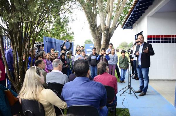 """""""Reforma da Unidade de Saúde de Sanga Puitã é uma vitória"""", afirma Quintana"""