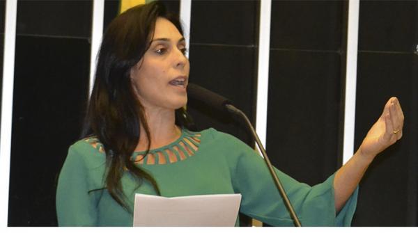 Deputada Geovania de Sá do PSDB de Santa Catarina