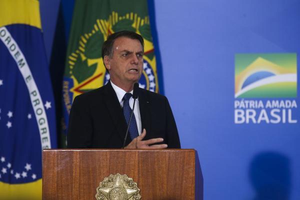 O presidente Jair Bolsonaro revogou o Decreto das Armas