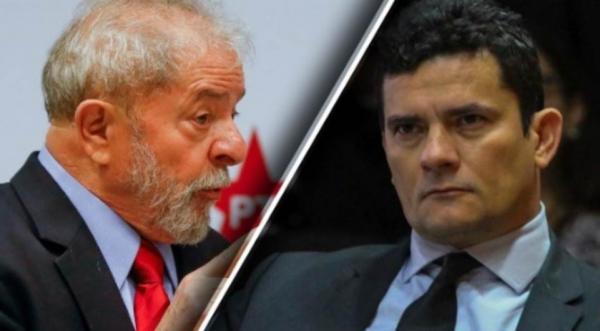 Defesa de Lula pediu suspeição de Moro