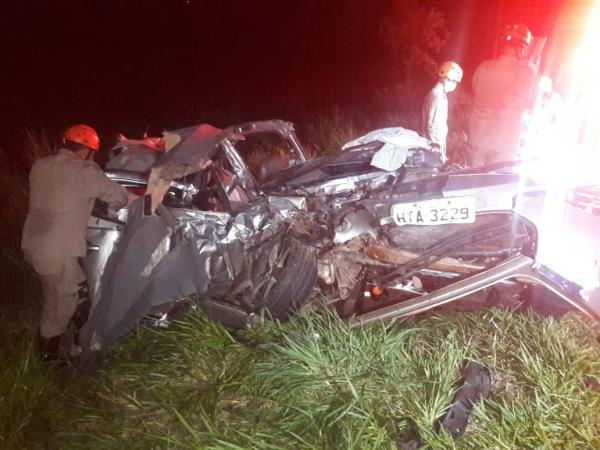 Família de Ponta Porã morre em acidente em Campo Grande