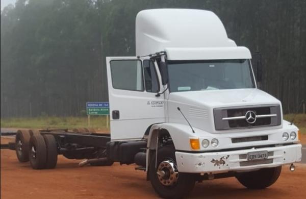 SIG de Ponta Porã apreende mais de 360 kg de maconha em tanque e pneus de caminhão