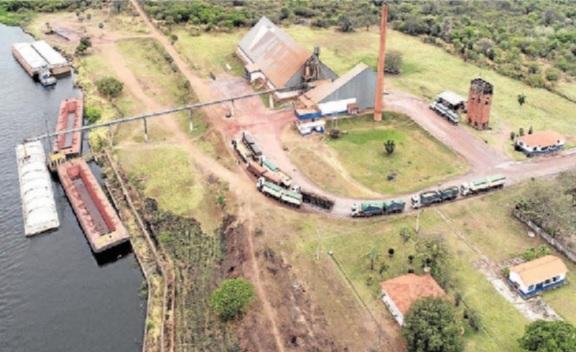 MS dobrará exportações de produtos por hidrovia