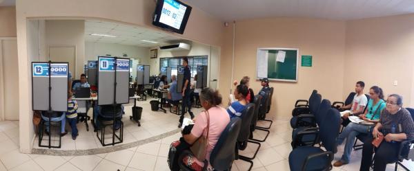 Segundo a Justiça Eleitoral a procura pelo recadastramento biométrico é pequena em Ponta Porã