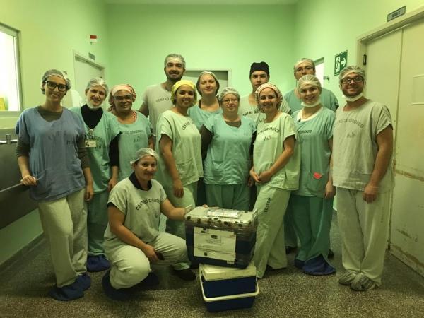 Central de Transplantes faz captação de órgãos em Dourados e Três Lagoas