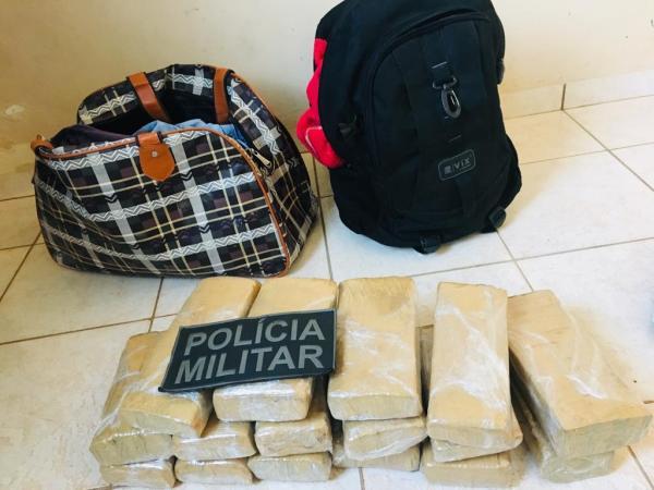 Polícia Militar apreende adolescente por tráfico em Ponta Porã