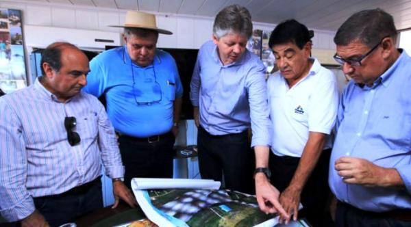 Nova ponte sobre o rio Paraguai pode ser inaugurada em 2023