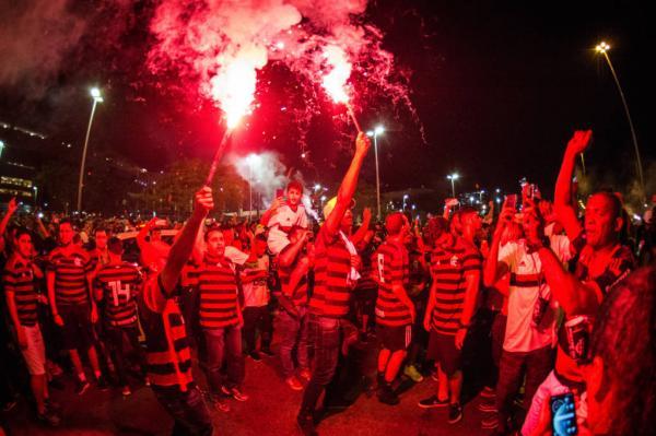 Flamengo esgota ingressos de visitante para partida contra o Ceará