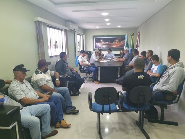 Governo Municipal lança operação safra para socorrer produtores