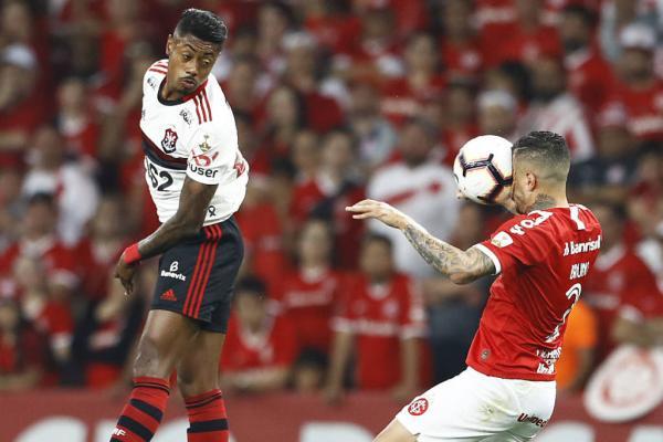 Bruno Henrique é um dos destaques do time do Flamengo