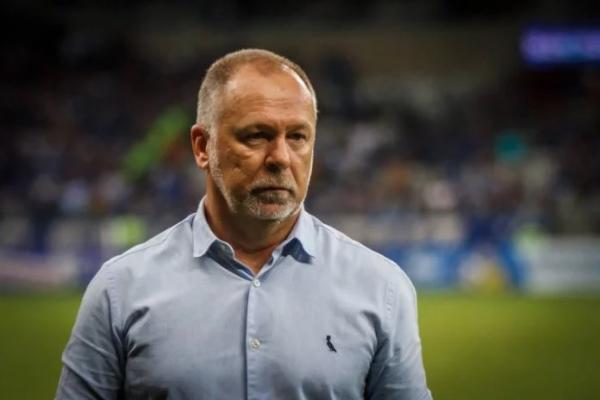 Mancha Verde não quer Mano Menezes treinando o Palmeiras
