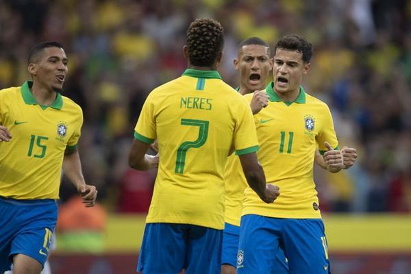 Seleção Brasileira joga hoje às 23h horário de Mato Grosso do Sul