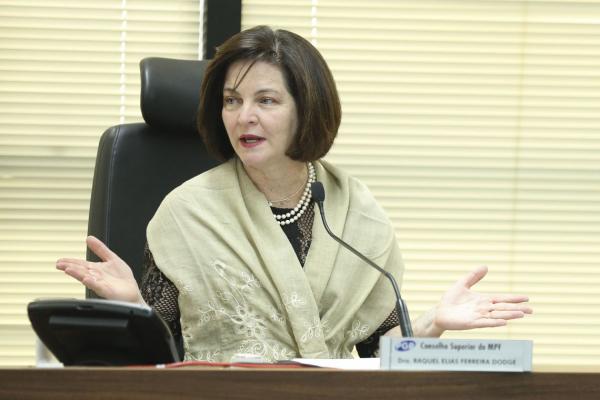 Raquel Dodge diz que deu estrutura necessária para combate à corrupção