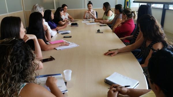 Mara Caseiro assume Conselho da Mulher e define pautas com conselheiras