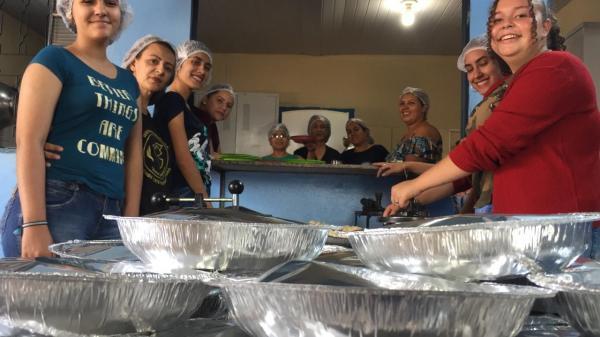 Comunidade Cristã do bairro Santa Ana realiza 5ª Pedalada da Fé