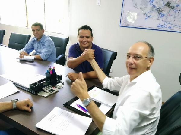 Hélio Peluffo convida e Quintana poderá reforçar PSDB na Câmara Municipal