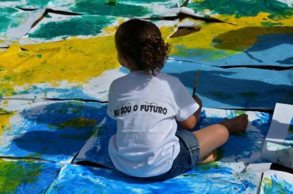 Os pesquisadores vão colher dados sobre a saúde nutricional de crianças até 5 anos de idade - Foto: Wilson Dias/Agência Brasil