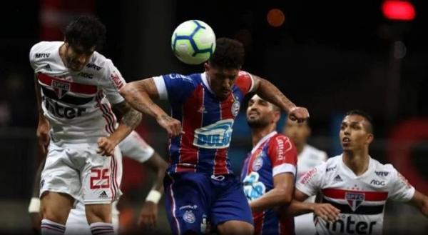 Saiba o que mudou no São Paulo desde o último confronto com o Bahia