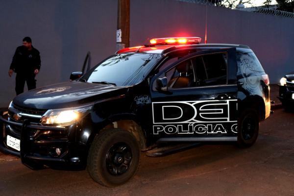 Autor de latrocínio é preso pela Polícia Civil