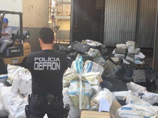 Polícia Civil incinera mais de 18 toneladas de drogas em Dourados