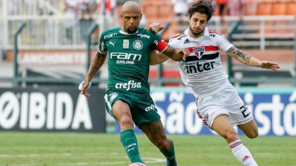 Palmeiras e São Paulo voltam a se enfrentar nesta quarta-feira