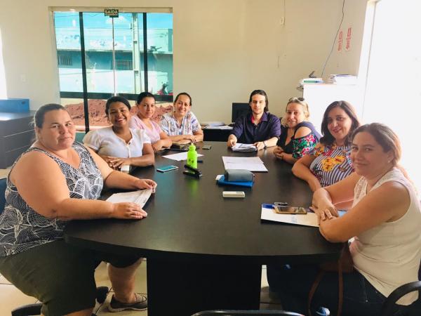 Conselho se reúne para tratar de assuntos da Assistência Social em Antônio João