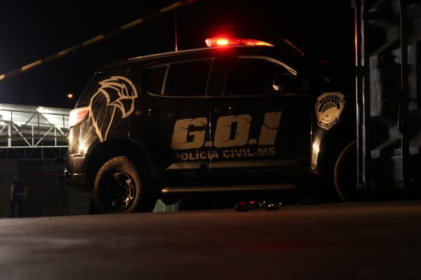 Investigadores do Grupo de Operações e Investigações da Polícia Civil identificaram e prenderam Gabriela dos Santos Linardi